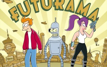 TV Show - Futurama Wallpapers and Backgrounds ID : 28318