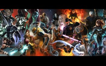 Fumetti - Marvel Wallpapers and Backgrounds ID : 283338