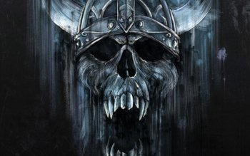 Dark - Skull Wallpapers and Backgrounds ID : 283414