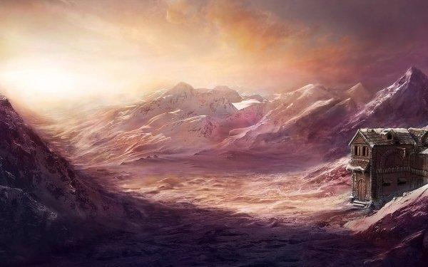 Fantaisie Dungeons & Dragons Fond d'écran HD   Arrière-Plan