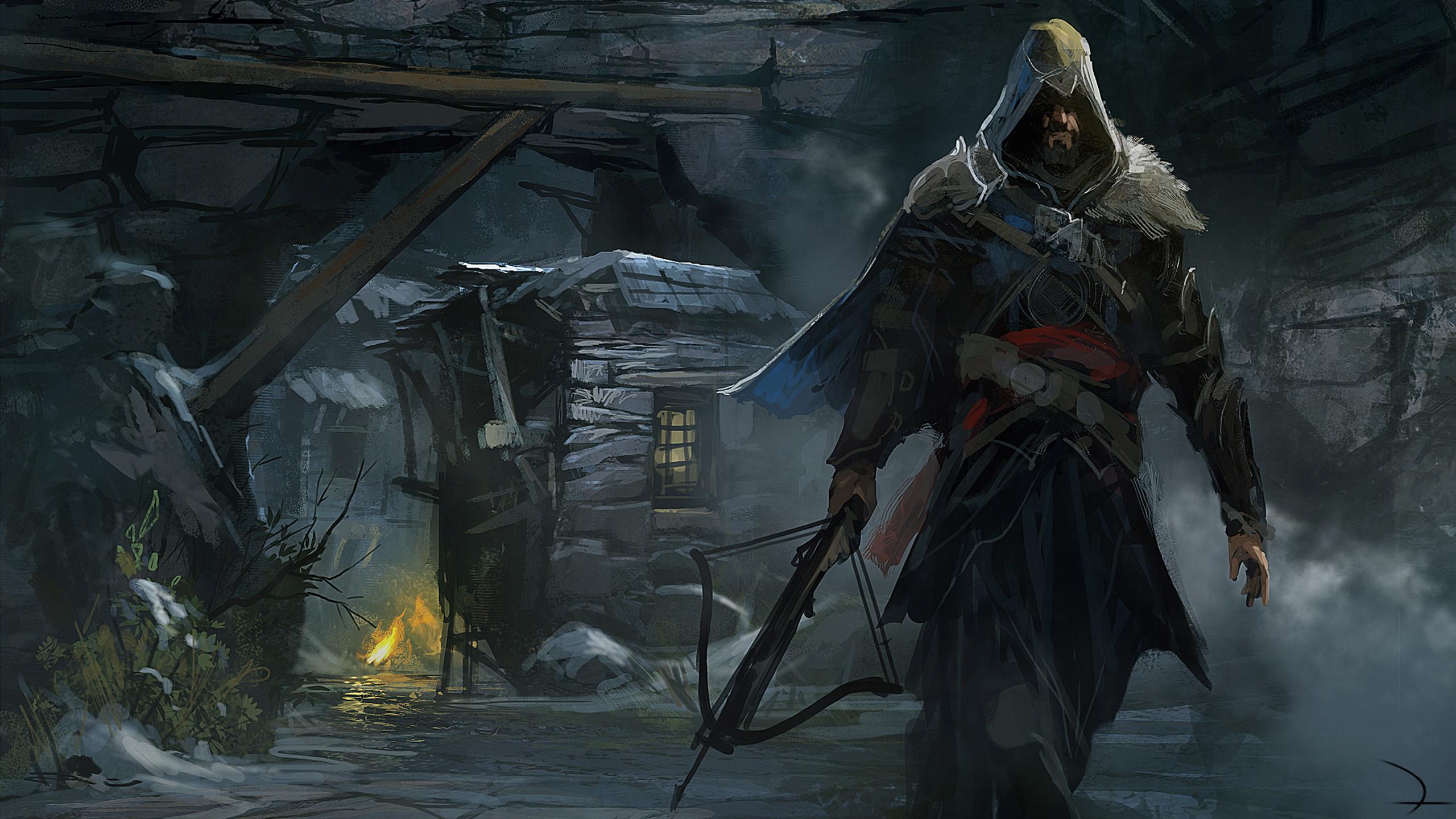 Assassin 39 s creed revelations hd wallpaper background image 2560x1440 id 284096 - Assasins wallpaper ...