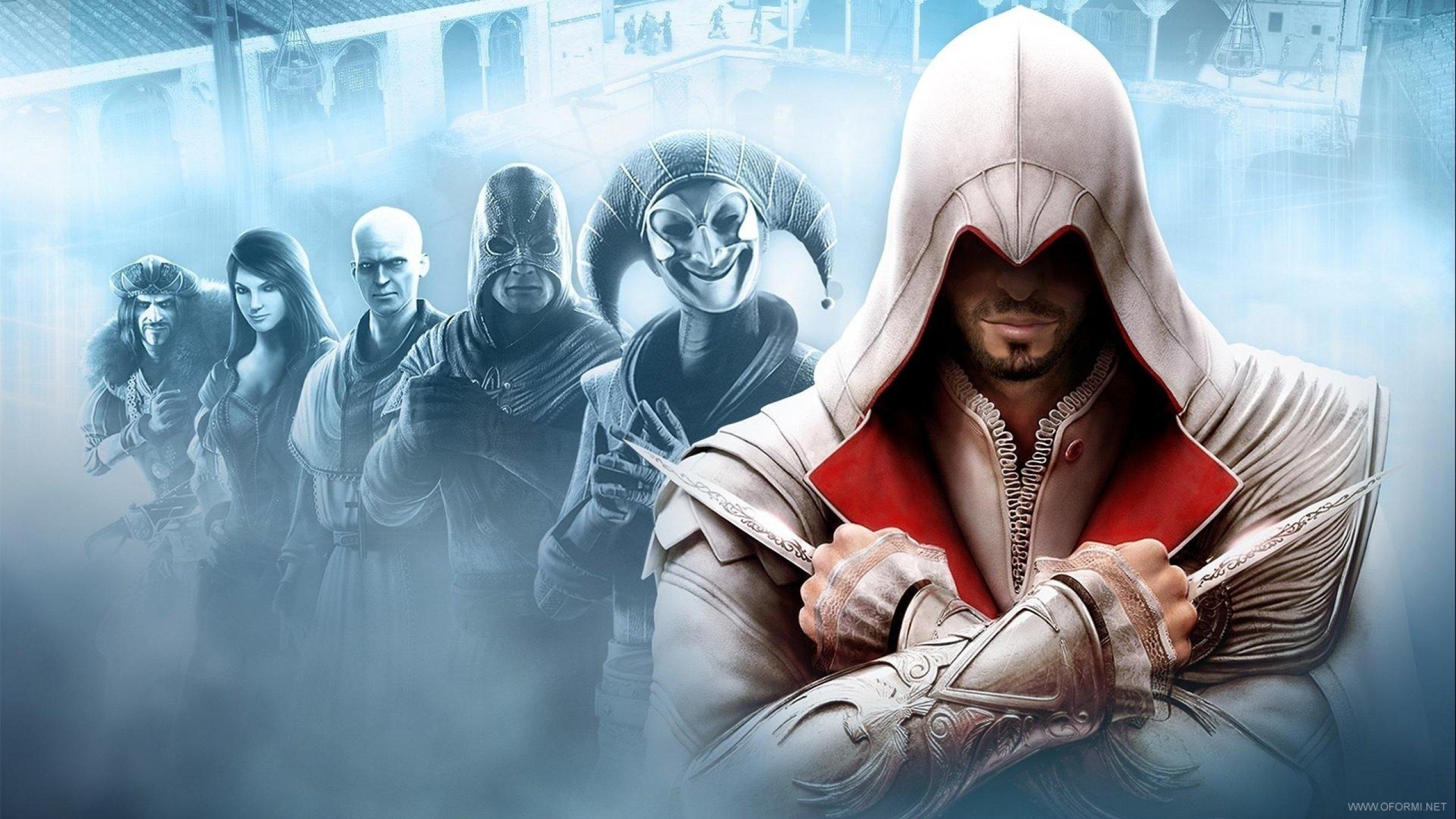 Assassins Creed Brotherhood Fondo De Pantalla Hd Fondo