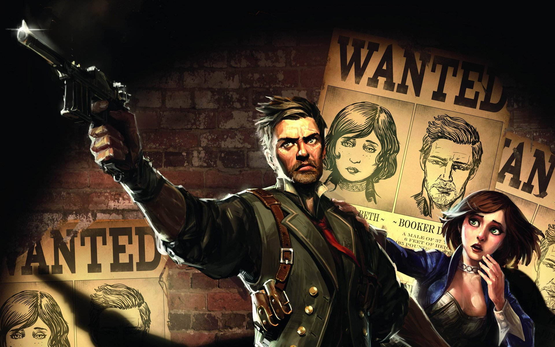 Video Game - Bioshock Infinite  Wallpaper