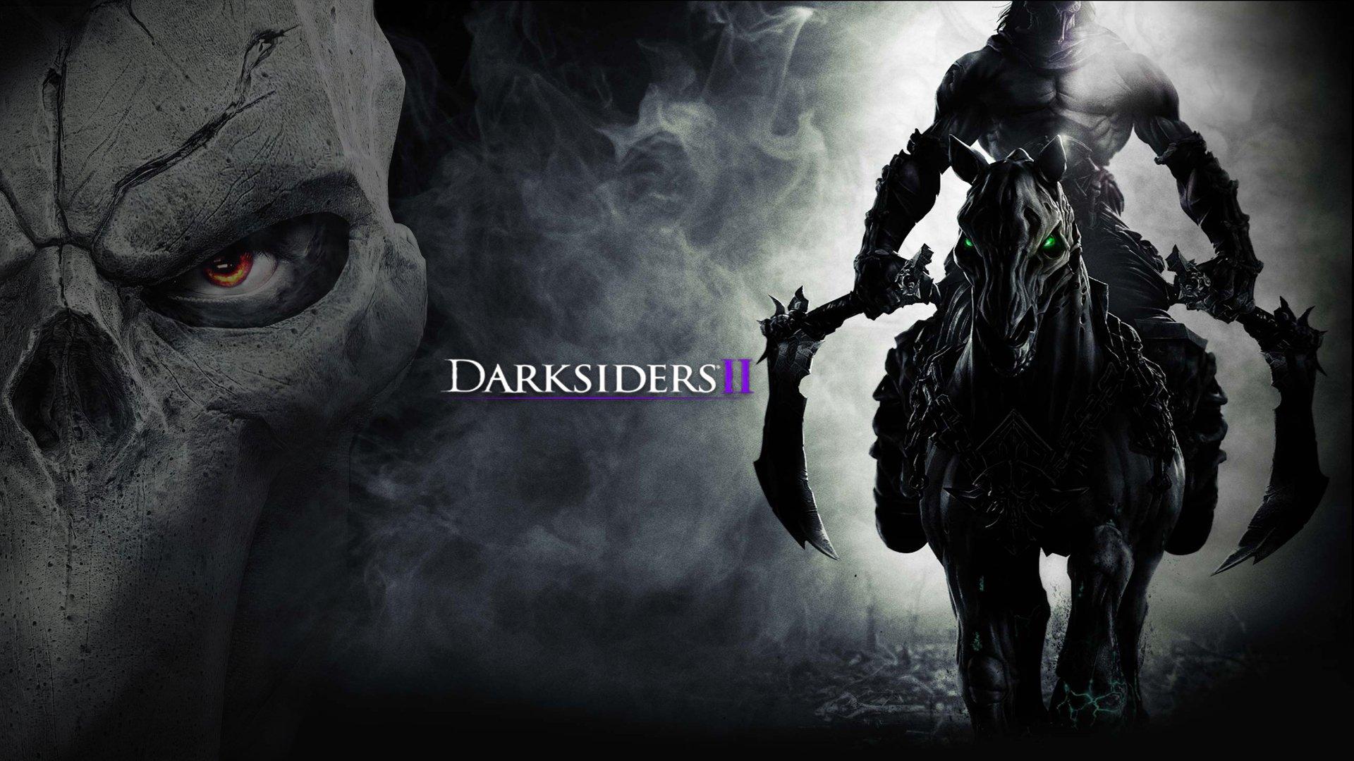 Darksiders Ii Fondo De Pantalla Hd Fondo De Escritorio