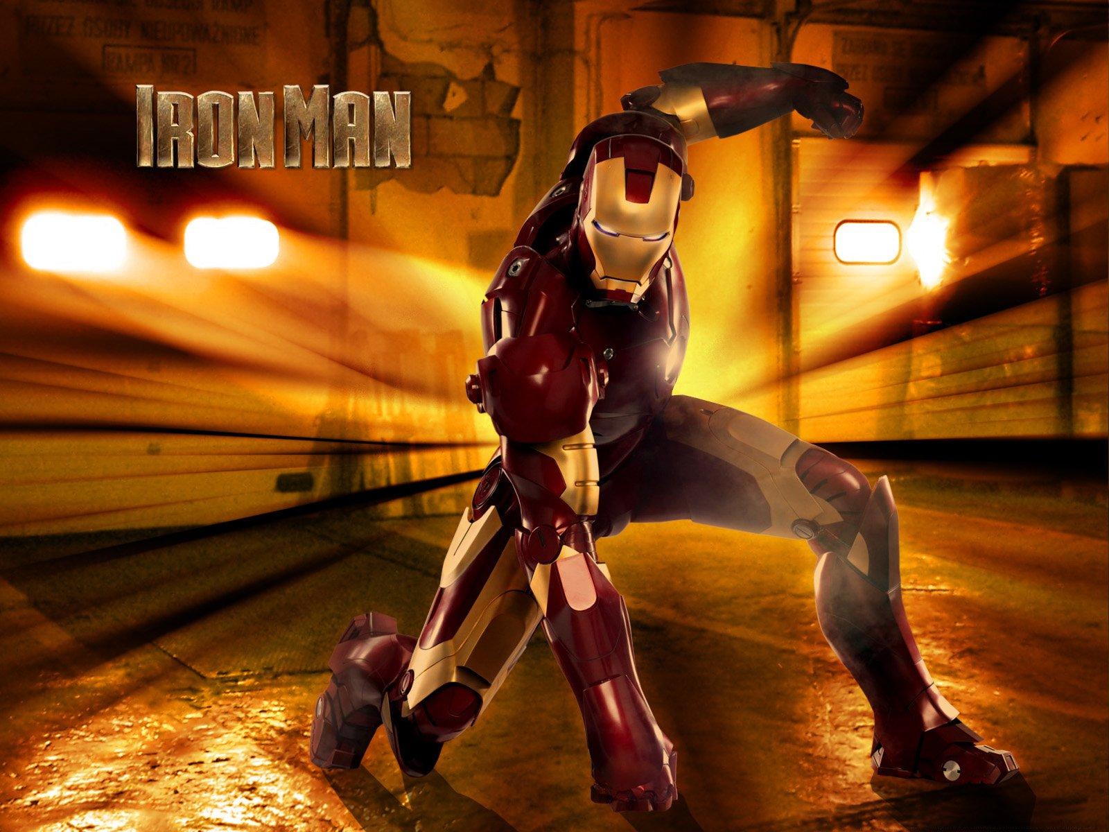 Iron man fond d 39 cran and arri re plan 1600x1200 id 284458 - Iron man telecharger ...