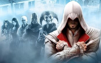 Компьютерная игра - Assassin's Creed: Brotherhood  Wallpapers and Backgrounds ID : 284144