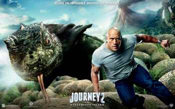 Фильм - Journey 2: The Mysterious Island Wallpapers and Backgrounds ID : 284508