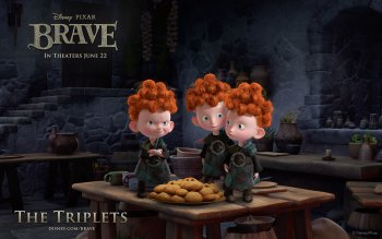Película - Brave Wallpapers and Backgrounds ID : 284558