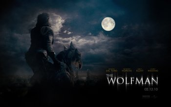 Movie - Wolfman Wallpapers and Backgrounds ID : 284728