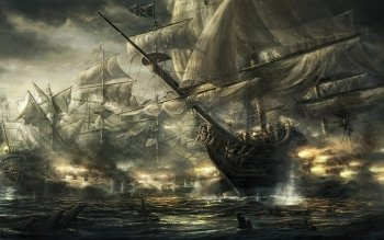 Fantasy - Ship Wallpapers and Backgrounds ID : 284878