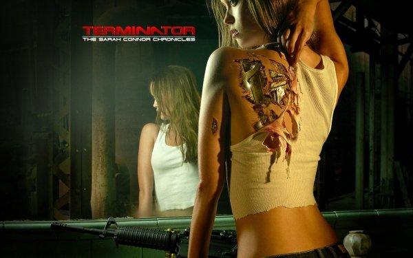 TV Show Terminator: The Sarah Connor Chronicles Terminator Summer Glau Robot Sci Fi Cameron Phillips HD Wallpaper | Background Image