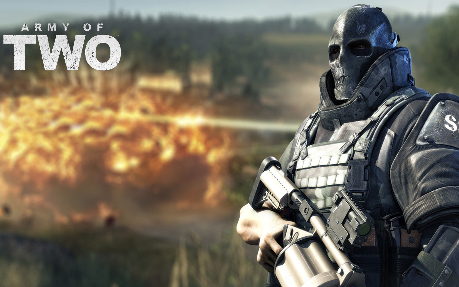 Army Of Two Computer Wallpapers, Desktop Backgrounds