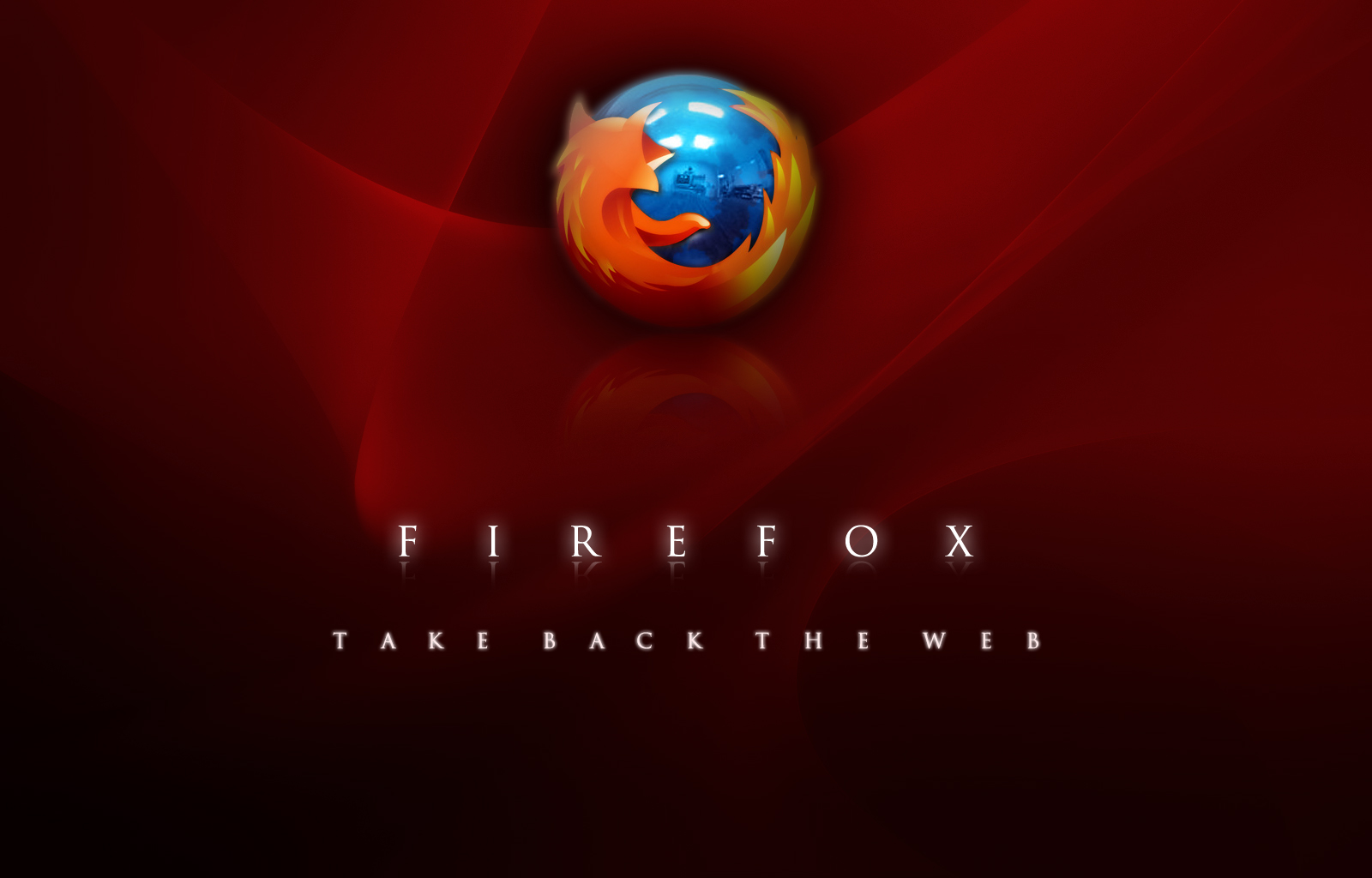 Technology - Firefox Wallpaper