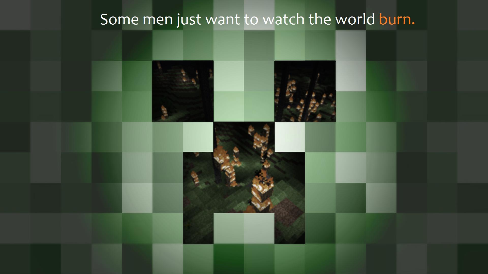 Minecraft Hd Wallpaper Background Image 1920x1080 Id 285344