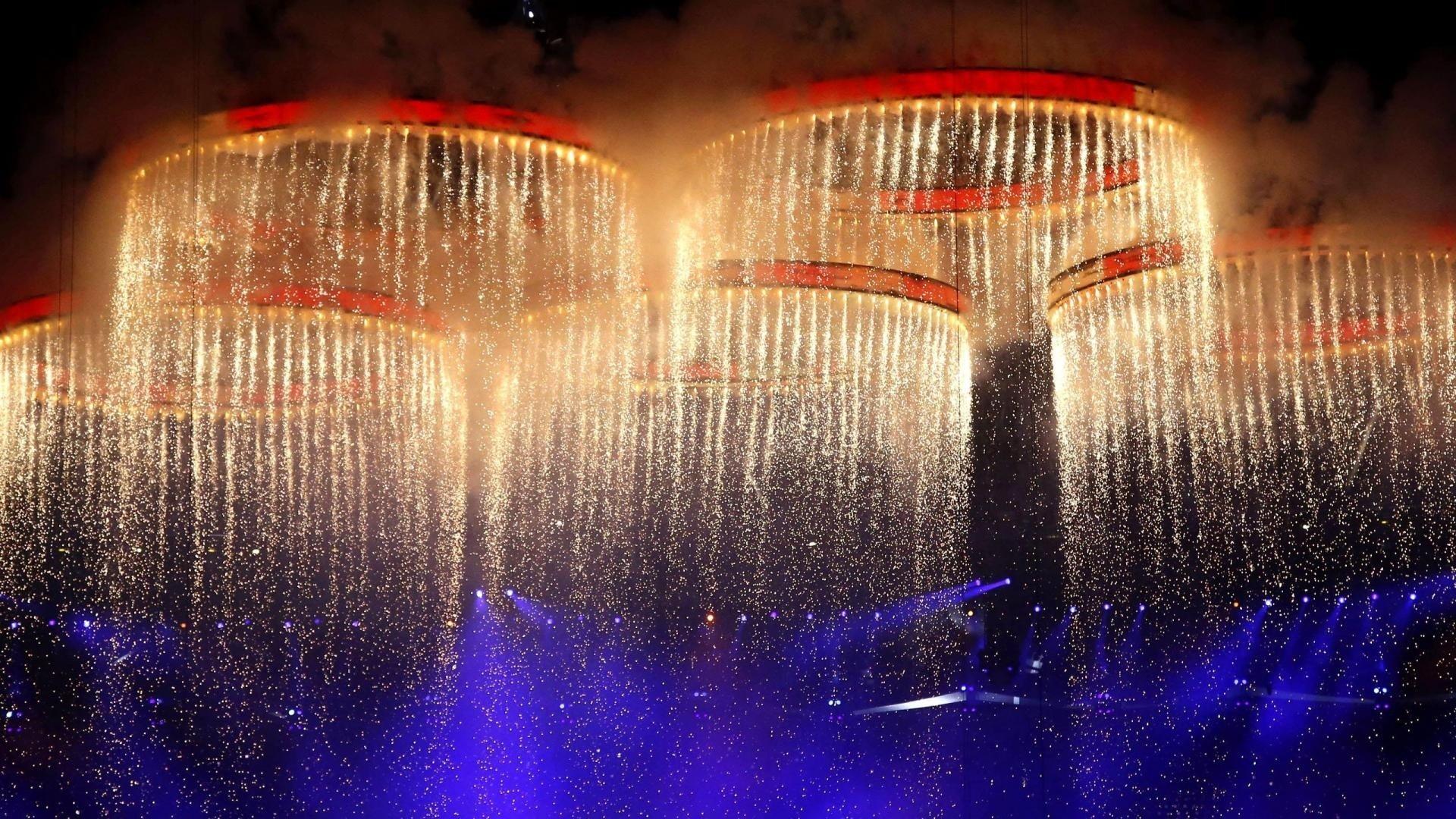 2012 Summer Olympics Opening Ceremony HD Wallpaper