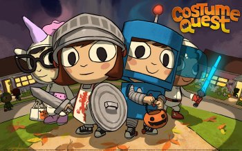 Video Game - Costume Quest Wallpapers and Backgrounds ID : 285106