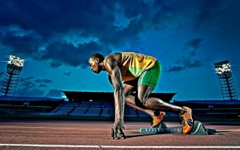 Deporte - Usain Bolt Wallpapers and Backgrounds ID : 285874