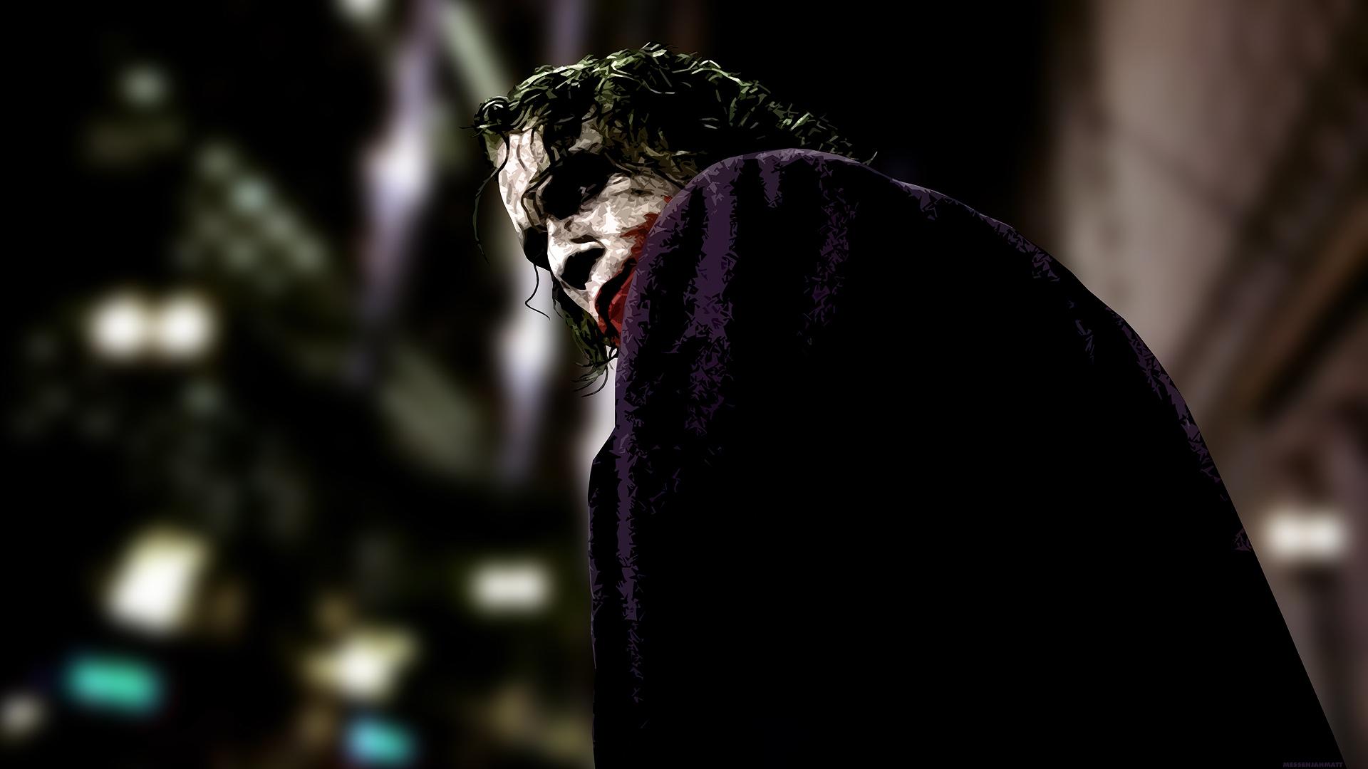 Wallpapers Hd Joker Batman Hd Wallpaper Fond D Ecran Joker Batman Hd ...