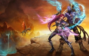 Video Game - League Of Legends Wallpapers and Backgrounds ID : 286496