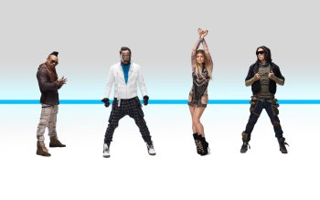 Music - The Black Eyed Peas Wallpapers and Backgrounds ID : 286554