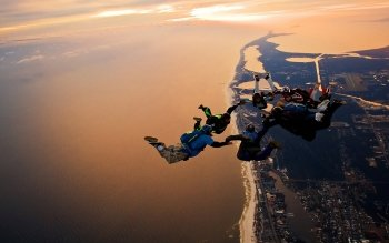 Sports - Skydiving Wallpapers and Backgrounds ID : 286698