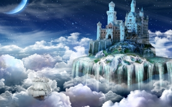 Fantasy - Castle Wallpapers and Backgrounds ID : 286724