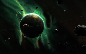 Sci Fi - Planets Wallpapers and Backgrounds ID : 286788