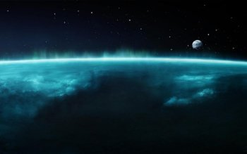Sci Fi - Planetscape Wallpapers and Backgrounds ID : 286878