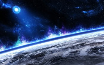 Ciencia Ficción - Planetscape Wallpapers and Backgrounds ID : 286984