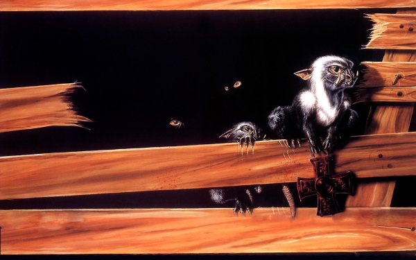 Oscuro Animales Fondo de pantalla HD | Fondo de Escritorio