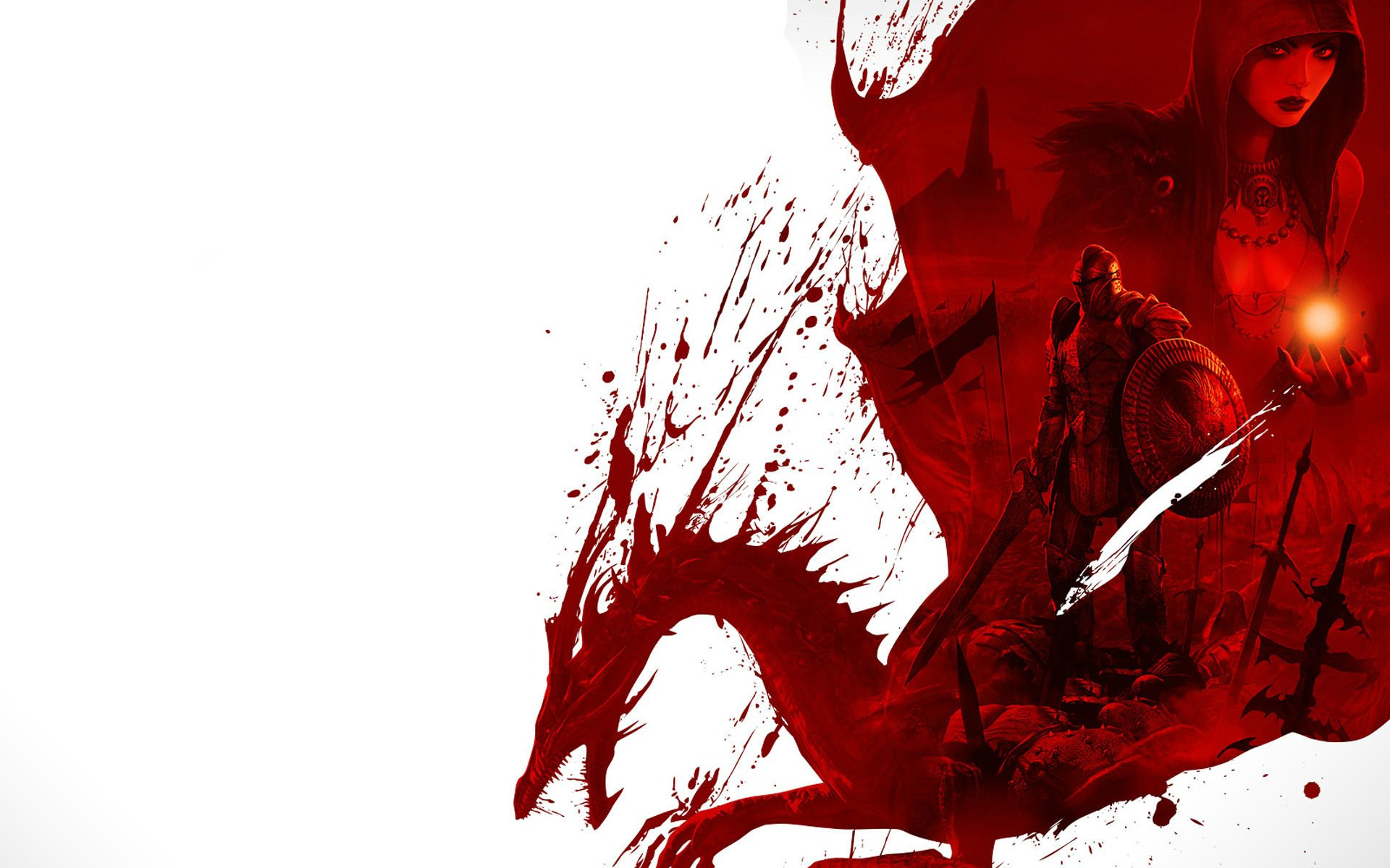 Dragon Age HD Wallpaper