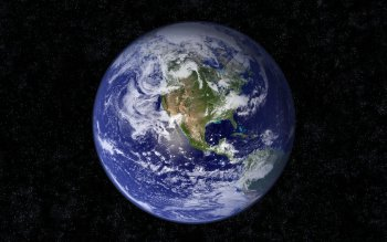 Earth - From Space Wallpapers and Backgrounds ID : 287038