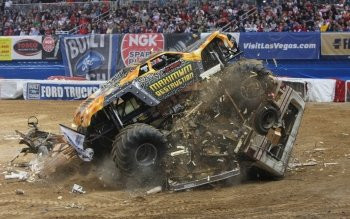 Vehicles - Monster Truck Wallpapers and Backgrounds ID : 287916