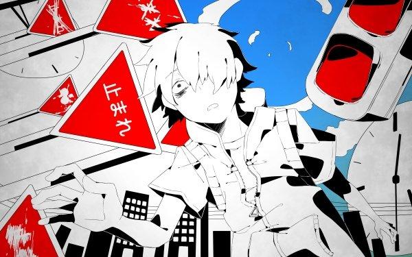 Anime Kagerou Project Kagerou Days Hibiya Amamiya HD Wallpaper | Background Image