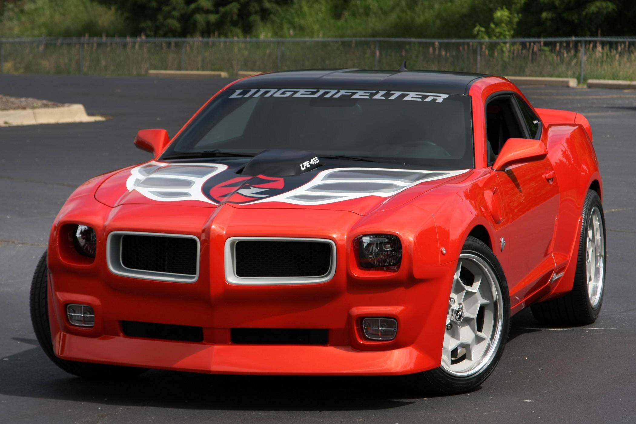 LINGENFELTER 2010 LTA CAMARO CONCEPT CAR #6 Full HD ...