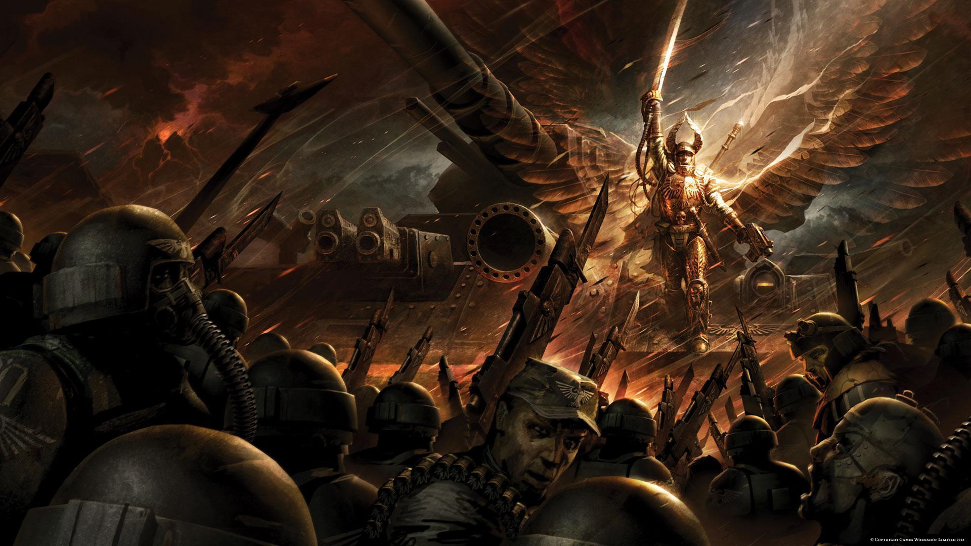 Videojuego - Warhammer Fondo de Pantalla