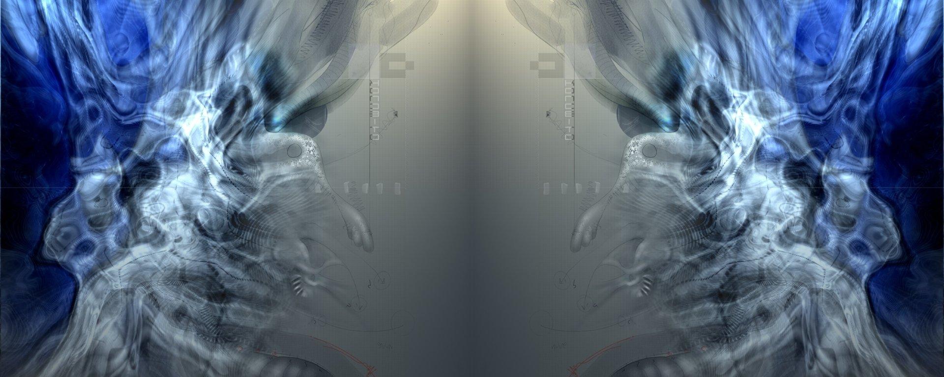 Multi Monitor - Künstlerisch  Wallpaper