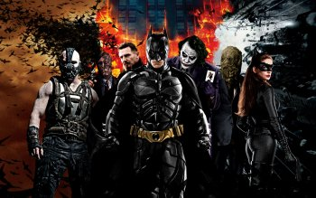 Movie - The Dark Knight Wallpapers and Backgrounds ID : 288218