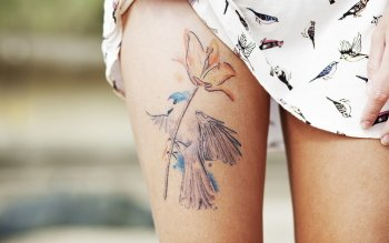 Women - Tattoo Wallpapers and Backgrounds ID : 288296