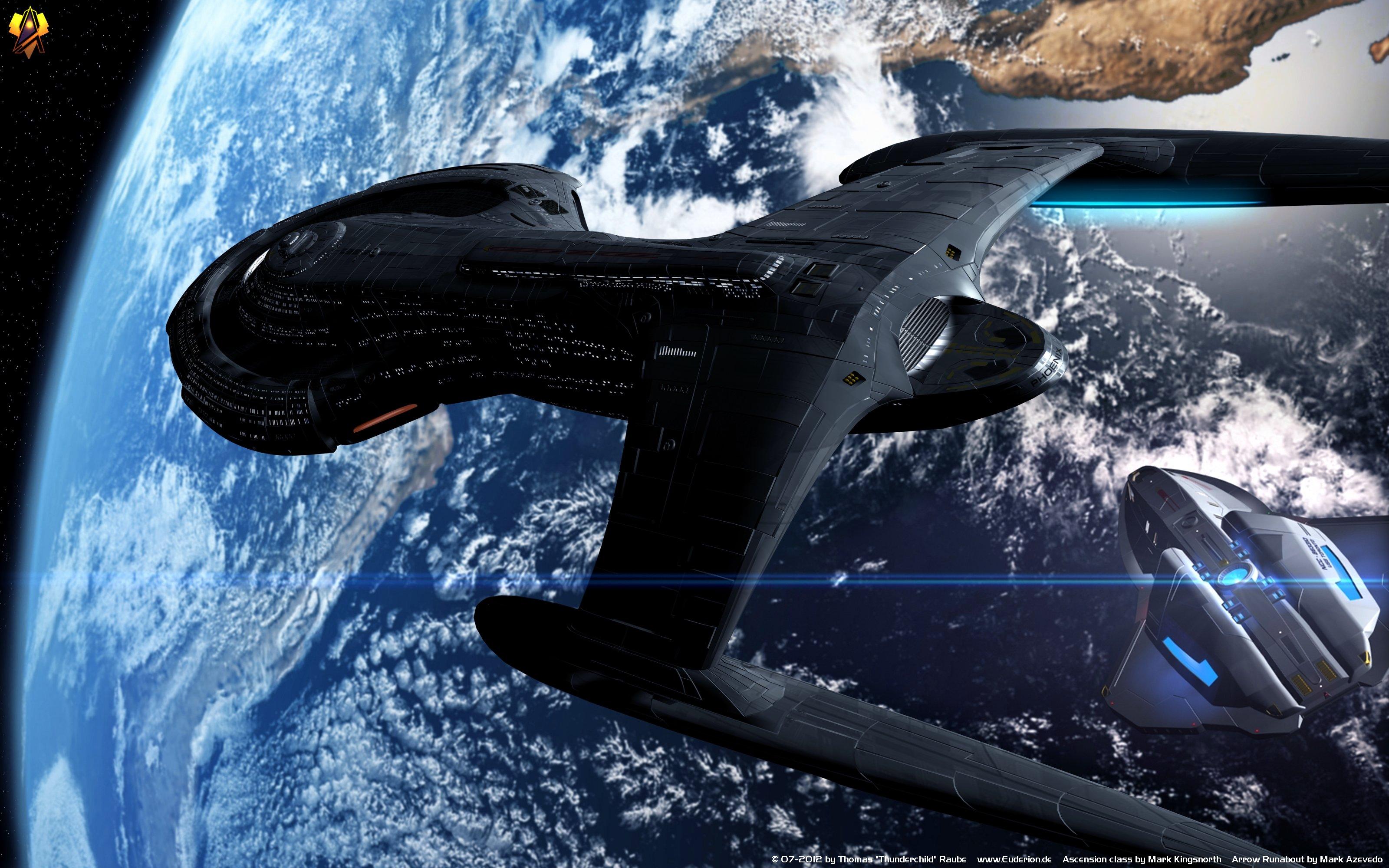 star trek future starship - photo #19