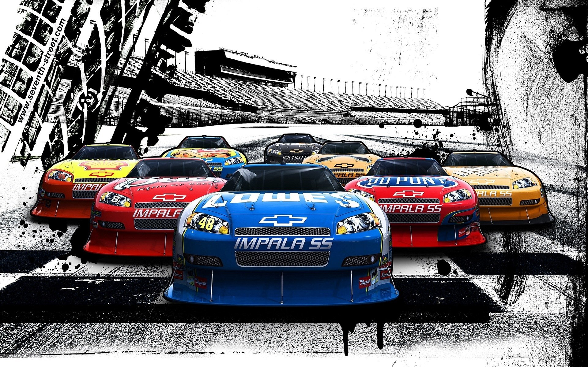Nascar hd wallpaper background image 1920x1200 id - Nascar wallpaper ...