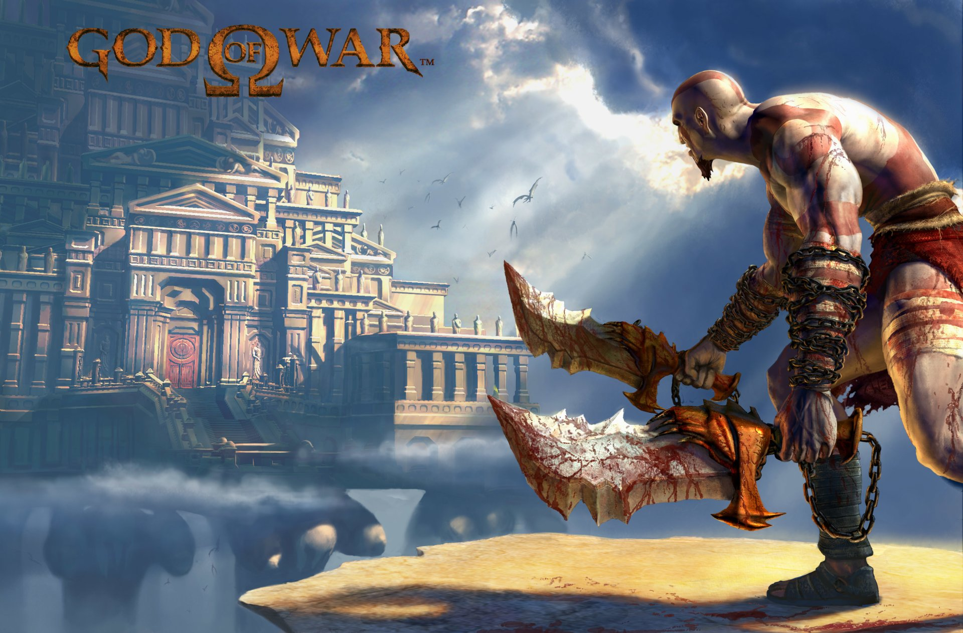 Video Game - God Of War  Kratos (God Of War) Wallpaper
