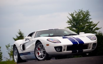 Vehicles - Ford GT Wallpapers and Backgrounds ID : 289416
