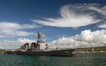 Military - JDS Kongō (DDG-173) Wallpapers and Backgrounds ID : 28944