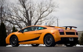 Vehicles - Lamborghini Wallpapers and Backgrounds ID : 289456