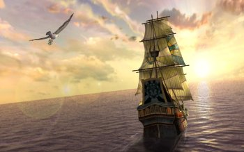 Fantasy - Ship Wallpapers and Backgrounds ID : 289508