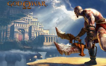 Computerspiel - God Of War Wallpapers and Backgrounds ID : 2898