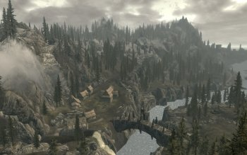 Video Game - Skyrim Wallpapers and Backgrounds ID : 290128