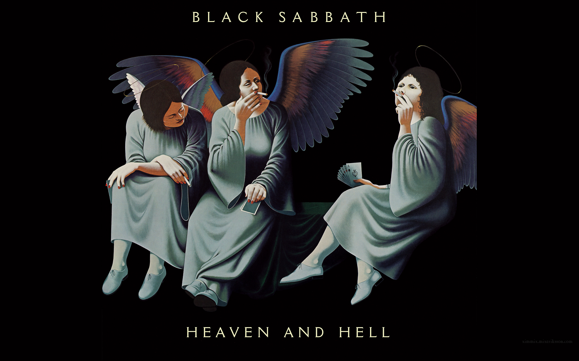 Black Sabbath Full Hd Wallpaper And Background Image -2756