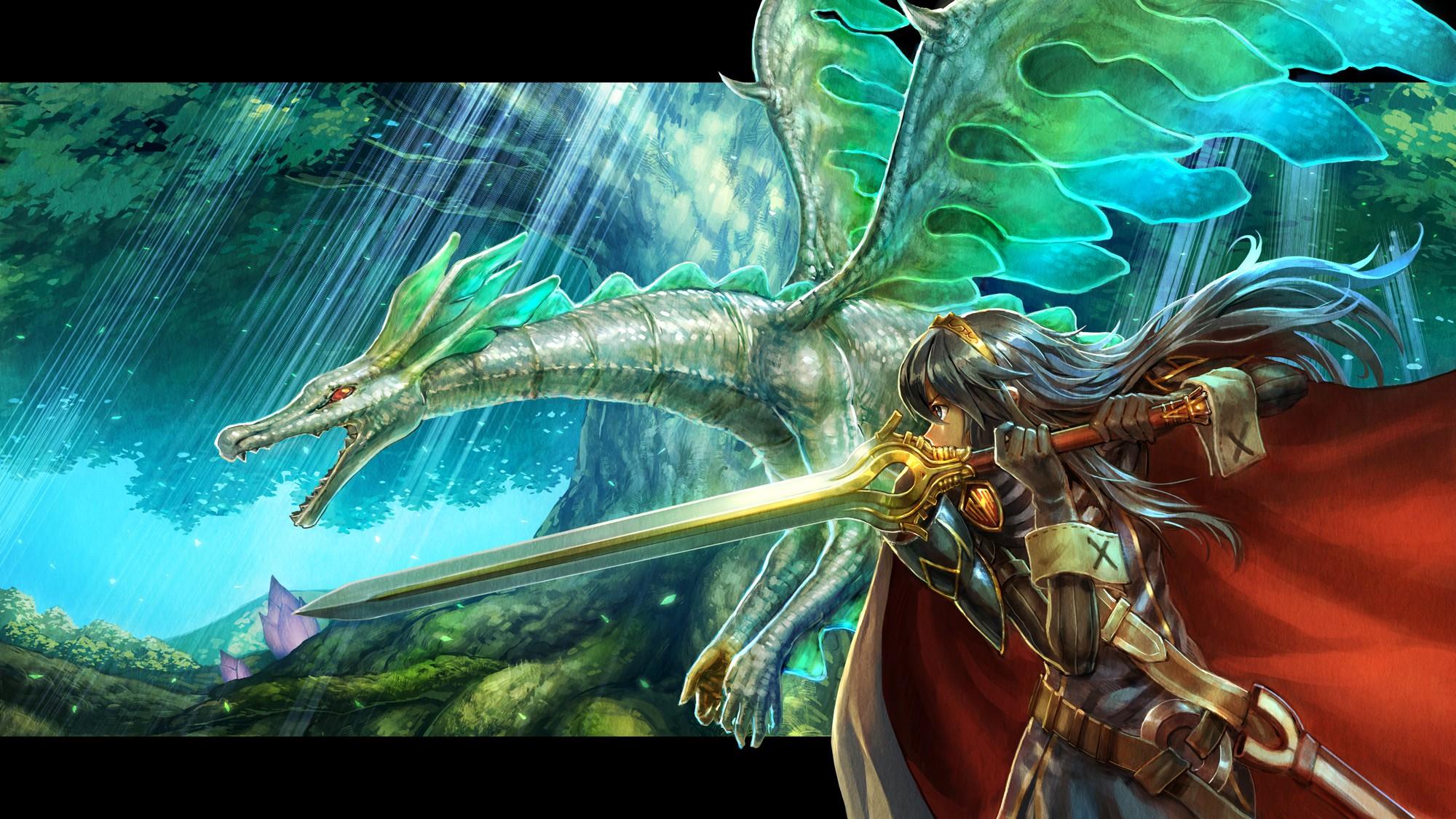 25 Fire Emblem Awakening HD Wallpapers | Backgrounds ...